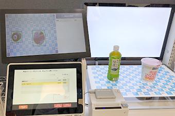 AI画像処理技術を活用した商品認識および登録